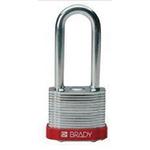 贝迪安全锁具 钢制挂锁 5cm锁梁 99524 101958 99528 99533 99539 99543 99548 104921