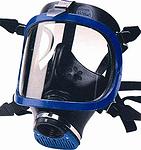 蓝色全面罩 霍尼韦尔 1710643 全面罩 防病菌面罩 防护面罩 劳保面罩 呼吸防护 个人防护 劳保用品