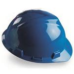 V-Gard 梅思安标准型安全帽 9115821 PE帽壳+轻旋风帽衬+D型下颏带+PVC吸汗带 安全帽 施工帽 工地帽