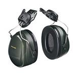 3M通用型降噪耳罩--配帽型耳罩 H7P3E 降噪 隔音耳罩 可降噪音24分贝 耳罩 防护用品