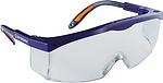 霍尼韦尔多方位防雾安全眼镜 100100 安全眼镜 护目眼罩 护目眼镜 防护镜 眼部防护