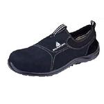 代尔塔 松紧系列安全鞋 301215 防砸防静电 黑色 301215 安全鞋 个人防护 劳保鞋