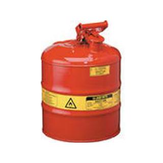 5加仑工类钢制安全罐-红色 292*416MM 钢制