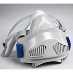 7770系列 硅质防尘单滤盒半面罩 3M 7772 防尘面罩 防病菌面罩 防护面罩 劳保面罩 呼吸防护