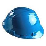 V-Gard 梅思安优越型安全帽 9145421 ABS帽壳+轻旋风帽衬+D型下颏带+PVC吸汗带 防护帽 安全帽 工作帽