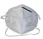 KN90/P1 折叠式颗粒物防护口罩 头带式 3M 9004 防护口罩 口罩 防毒口罩 防尘口罩 呼吸防护 防护用品