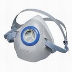 7700系列 硅质单滤盒半面罩 3M 7702 半面罩 防病菌面罩 防护面罩 防尘面罩 劳保面罩