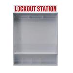 贝迪安全锁具 锁具挂板套装 小型锁具箱 空箱 50997