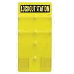 贝迪安全锁具 挂锁管理中心-挂锁板 空挂锁板 57.9*29.2cm 50991