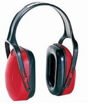 霍尼韦尔Mach系列 防噪音耳罩 经济型 1010421 耳罩 防噪声耳罩 降噪 隔音耳罩 听力防护