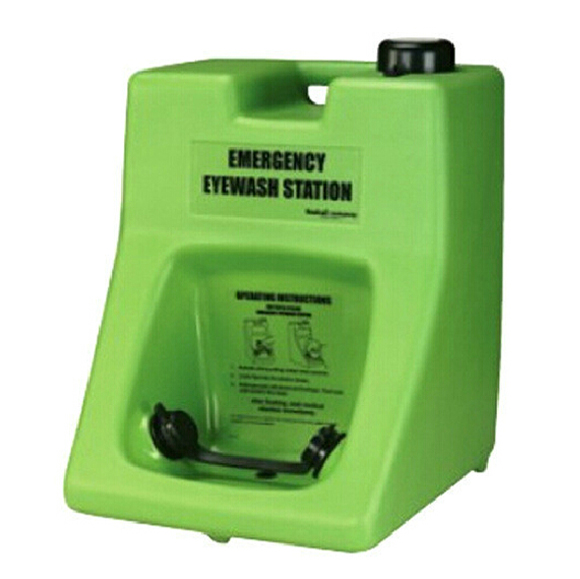 霍尼韦尔 Port StreamⅡ便携式洗眼器 紧急洗眼器 轻型 180盎司 持续15分钟流量