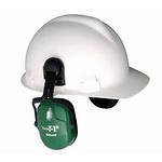 霍尼韦尔Thunder系列 配帽型 防噪音耳罩 1011601 防噪声耳罩 降噪 隔音耳罩 耳罩 听力防护 个人防护