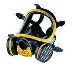 黄色全面罩 霍尼韦尔 1710641 全面罩 防护面罩 劳保面罩 防尘面罩 呼吸防护 防护用品