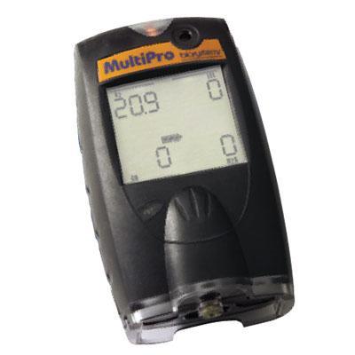 霍尼韦尔 巴固MultiPro 密闭空间多气体检测仪-配碱性电池 可燃气多种气体 54-48-100A