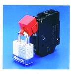 贝迪安全锁具 电器开关锁具 卡箍式断路器锁 65397 适用于480/600V断路器