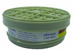 B290系列滤盒 防有机气体及蒸气和酸性气体 霍尼韦尔 G104 滤盒 防病菌滤盒 防护滤盒 防尘滤盒