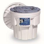 纽匹格NewPig KIT2004通用吸附套装桶 化学品防溢装备 万用型泄漏应急桶 工业环境处理桶