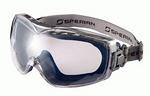 霍尼韦尔全景式高效涂层护目镜 1017751 安全护目镜 护目眼罩 护目眼镜 眼部防护