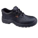 代尔塔 老虎2代 牛皮面安全鞋 防静电 透气  301509 安全鞋 劳保鞋 个人防护鞋