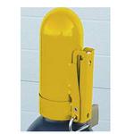 贝迪安全锁具 气源锁具 气瓶锁 16.5cm*7.9cm*11UN 高压细螺纹 90496
