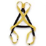 霍尼韦尔 单挂点经济型全身安全带 DL-30A 安全带 工业用品安全带 个人防护用品