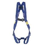 霍尼韦尔 双挂点标准型全身式安全带 101189A 安全带 个人防护用品