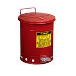 专用粘尘布油类废物罐-红色 302*403MM 电镀钢体结构