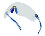 代尔塔舒适型整片式侧边防护眼镜 101115 安全眼镜 防护镜 防护眼罩 眼镜 护目眼罩 眼部用品