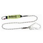 NOSHOCK 系列单大钩减震带 504209 减震带 减震绳 系带 个人防护装备 安全带