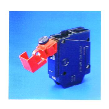 贝迪安全锁具 电器开关锁具 卡箍式断路器锁 65396 适用于120/277V断路器